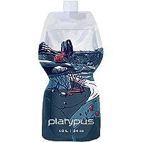 Platypus(プラティパス) アウトドア キャンプ ウォーターボトル ソフトボトル 1.0L 【日本正規品】