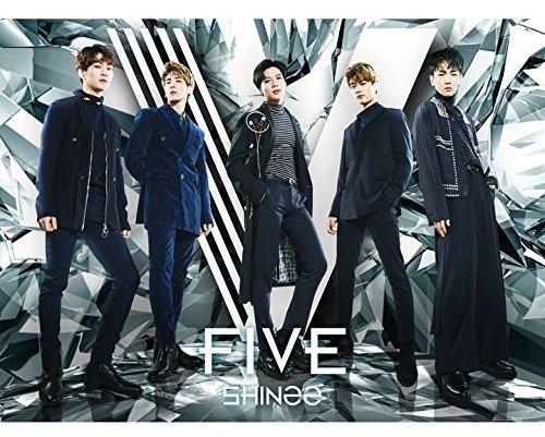 FIVE(初回限定盤B)(DVD付)