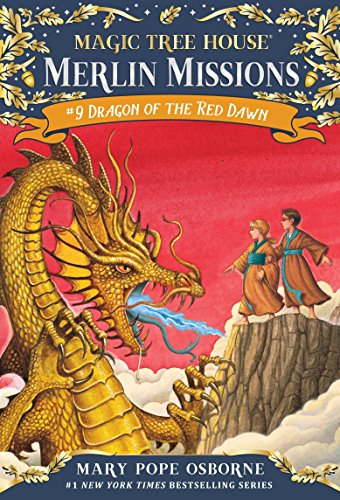 Dragon of the Red Dawn (Magic Tree House (R) Merli...