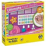 Creativity for Kids Ultimate Nail Studio Activity 子供の究極のネイル ??スタジオ?アクティビティの創造?ハロウィン?クリスマス?