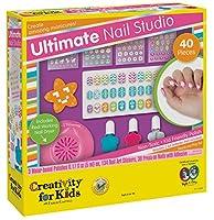 Creativity for Kids Ultimate Nail Studio Activity 子供の究極のネイル ??スタジオ?アクティビティの創造♪ハロウィン♪クリスマス♪