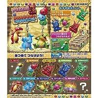 フルコンプ! 【廃盤品】 リーメント PUZZLE&DRAGONS パズドラ パズル&ドラゴンズ つながるマスコット 【BOX販売:1BOX10個入り】