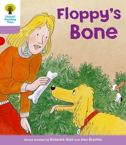 Oxford Reading Tree: Level 1+: More First Sentences B: Floppy's Boneの詳細を見る