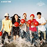 【Amazon.co.jp限定】A GOOD TIME(CD)(通常盤)(never young beachオリジナルステッカー Amazon ver. 付)