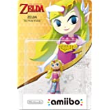 amiibo Zelda from The LoZ (Wind Waker)