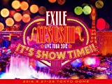 "EXILE ATSUSHI LIVE TOUR 2016 ""IT'S SHOW TIME!!""(3DVD)(豪華盤)(スマプラ対応)"