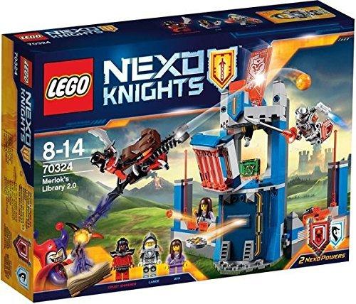 レゴ (LEGO) ネックスナイツ マーロック2.0のパワータワー 70324