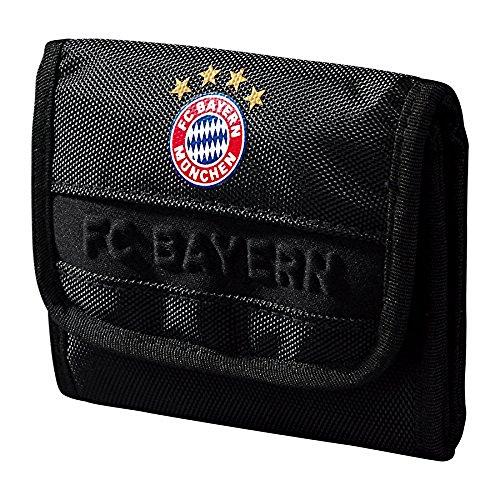 [해외]fc bayern (바이에른 뮌헨) 공식 나일론 지갑 (블랙) 20330/fc bayern (Bayern Munich) Official Nylon Wallet (Black) 20330