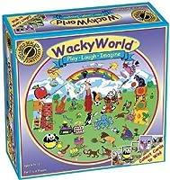 WACKY WORLD Board Game [並行輸入品]