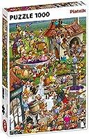 Piatnik Ruyer-Story of Wine Puzzle [並行輸入品]