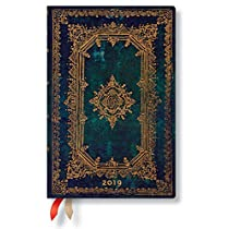 Paperblanks Dayplanners 2019 Astra Mini Day-at-a-Time DE4862-6 英語版