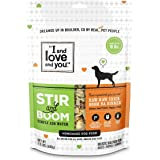 I and love and you Stir & Boom Dehydrated Freeze Dried Raw Dog Food, Chicken, 1.5-Pound Bag