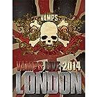 VAMPS LIVE 2014:LONDON (通常盤B)(デジパック仕様) [DVD](在庫あり。)