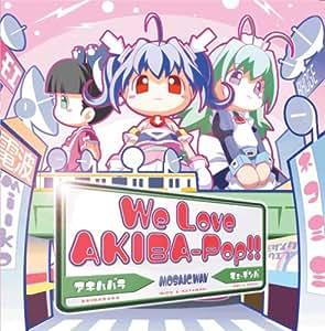 MOSAIC.WAV We Love AKIBA-POP!!