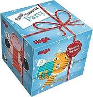 HABA ギフト キューブゲーム - クレイジー・カウンティング・パーティー 計算と数字の数え上げスキルの育成に 対象年齢4歳以上 英語版
