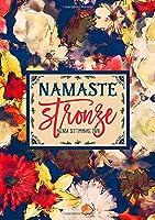 Namaste Stronze : Agenda settimanale 2020: 1 gennaio 2020 al 31 dicembre 2020: Agenda settimanale e mensile, Organizer & Diario: Motivo floreale moderno e astratto 101-1