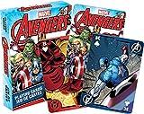 [アクエリアス]Aquarius Marvel Avengers Comics Playing Cards 52409 [並行輸入品]
