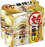 キリン 一番搾り 生ビール 6缶パック 500ml×6本