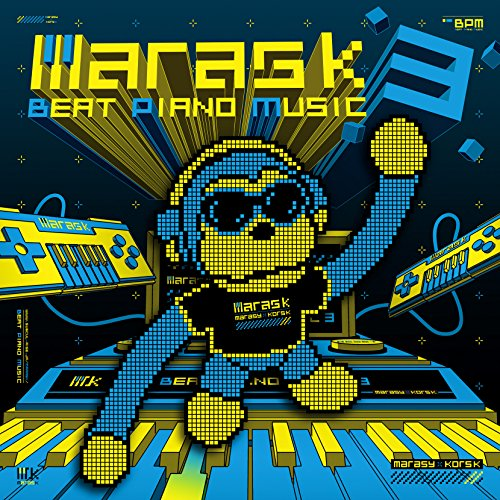 maras k – Beat Piano Music3 [FLAC + MP3 320 + DVD ISO] [2018.05.30]