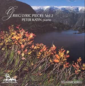 Grieg;Lyric Pieces Bks.1