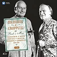 Friends in Music - Menuhin and Grappelli, Set 4CD by Grapelli (2009-10-20)