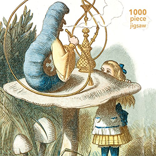 Tenniel: Alice in Wonderland Jigsaw: 1000 Piece Ji...