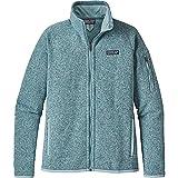 パタゴニア アウター ジャケット・ブルゾン Patagonia Women's Better Sweater Jacket Tubular Bl gdc [並行輸入品]