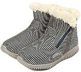 (岡山デニム) OKAYAMA DENIM スニーカーブーツ レディース ショートブーツ あったかブーツ 撥水 ヒッコリー S