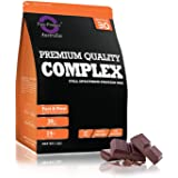 Pure Product Australia WPI/WPC/Casein Complex Protein Blend Powder, Chocolate 3 kilograms