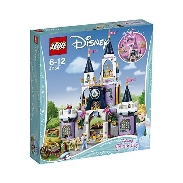 レゴ(LEGO) ディズニー シンデレラのお城...の紹介画像5