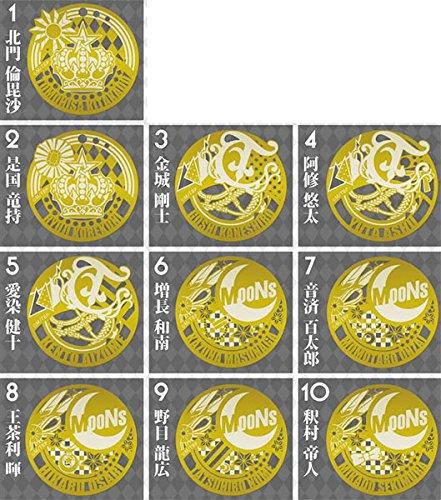B-PROJECT~鼓動*アンビシャス~ メタルブックマーカー 10個入りBOX (食玩)