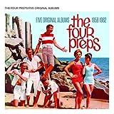 1958-1962年の5アルバム・コレクション