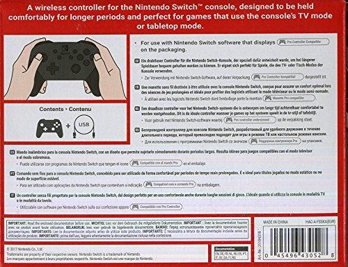 Nintendo Switch Pro Controller 2