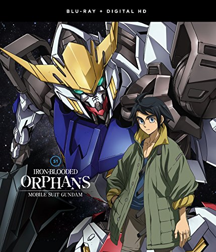 Mobile Suit Gundam: Iron-Blooded Orphans - Season One [Blu-ray]