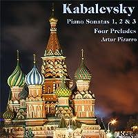 Kabalevsky Piano Sonatas