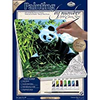 "Paint By Number Kits 9""X12""-Panda (並行輸入品)"
