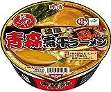 日清食品 麺ニッポン 青森濃厚煮干ラーメン 108g×12個