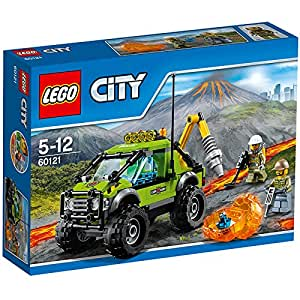 レゴ (LEGO) シティ 火山調査トラック 60121