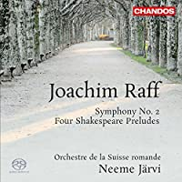 Symphony No. 2/Four Shakespeare Preludes