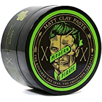 MODERN PIRATE Medium Hold Matte Clay Paste Hair Pomade 3.2 oz by MODERN PIRATE