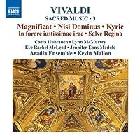Sacred Music -Magnificat 3 / Nisi Dominus