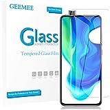 【2枚セット】GEEMEE Redmi K30 Pro/POCO F2 Pro フィルム 強化ガラス 液晶保護フィルム 高光沢 気泡レス 高透過率 防指紋 耐衝撃 飛散防止 POCO F2 Pro/Redmi K30 Pro 保護フィルム