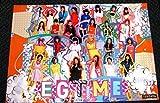 3B E-girlsE.G. TIME TSUTAYA限定ポスター