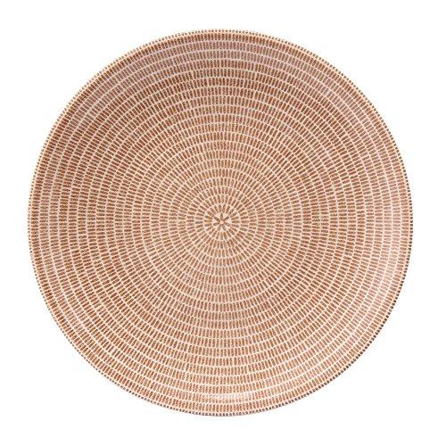 RoomClip商品情報 - 【Arabia】アラビア【フィンランド北欧食器】24h Avec Plate flat 20 cm Brown ブラウン