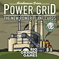 Power Grid: Power Plant Card E by World Wise Imports
