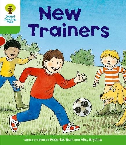 Oxford Reading Tree: Level 2: Stories: New Trainersの詳細を見る