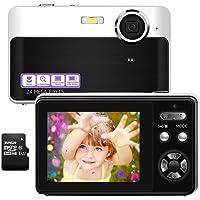 Digital Camera, Compact, Digital Camera, Mini Digital Camera, 32GB Card Included, 1080P, 30…