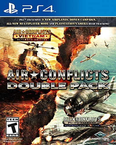 Air Conflicts - Double Pack (輸入版:北米) - PS4