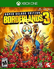 Borderlands 3 Super Deluxe Edition (輸入版:北米) - XboxOne