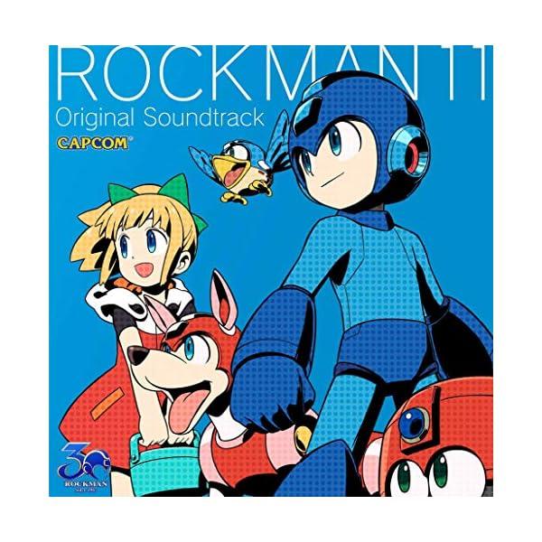 ロックマン11 運命の歯車!! オリジナルサウン...の商品画像
